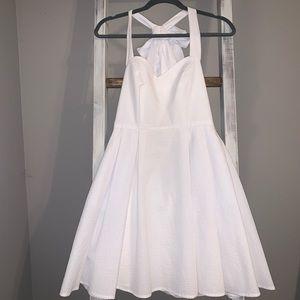 Lauren James Livingston Stripe Dress